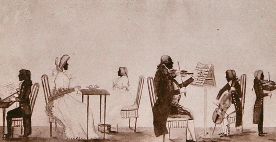 Musikerfamilie Scherzer