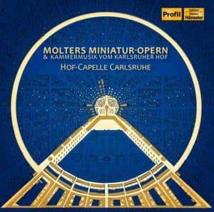 Cover der neuen CD 'Molters Miniatur-Opern' der HCC