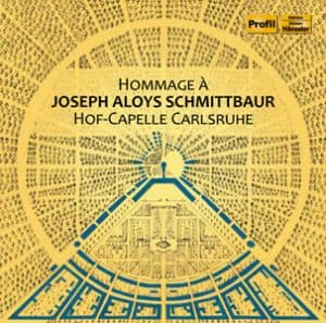 Cover zur CD Joseph Aloys Schmittbaur